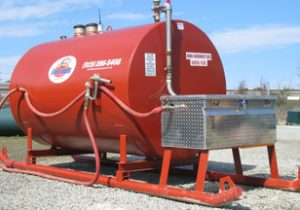fuel tank delivery in fayetteville